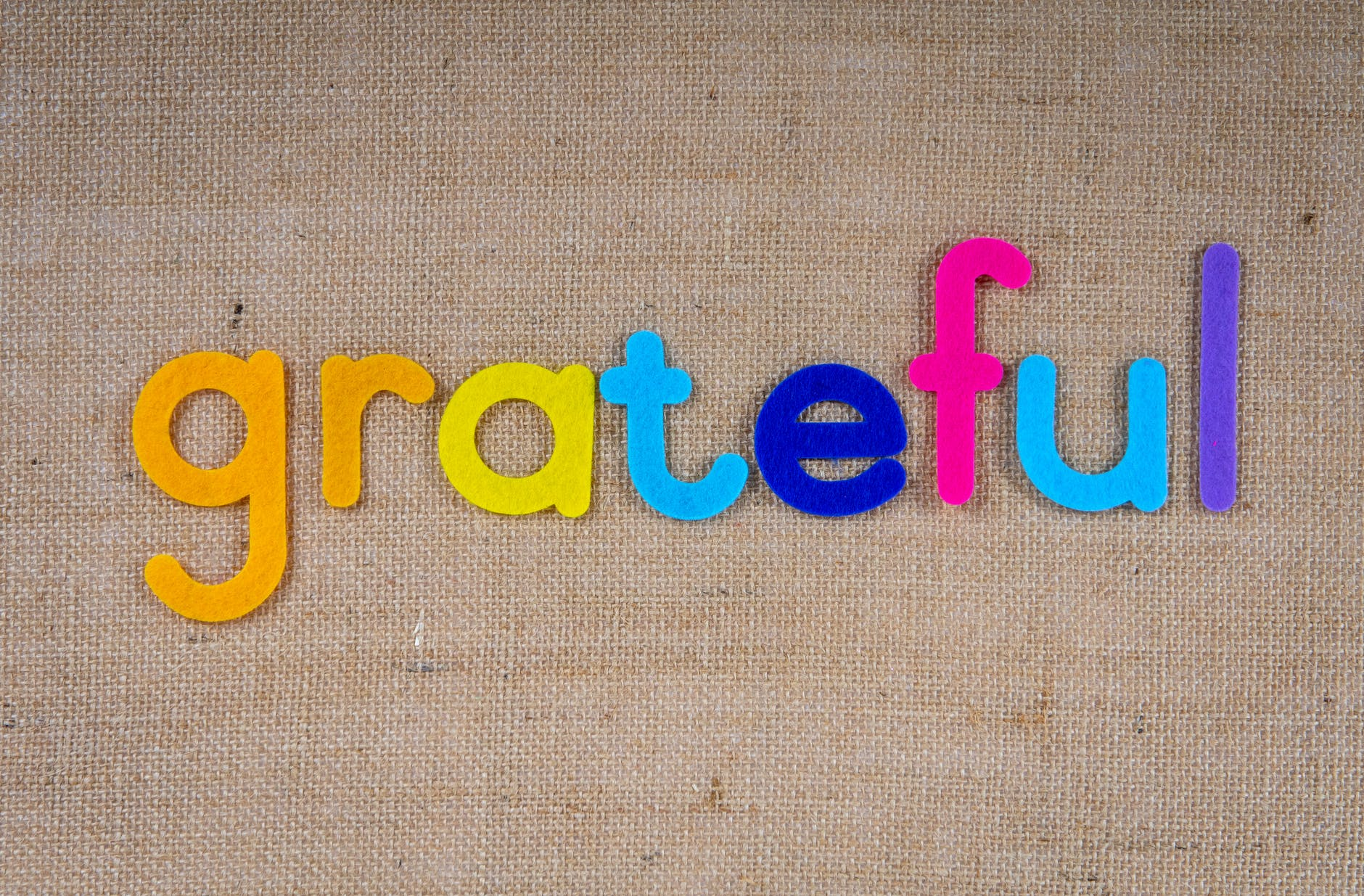 What are You Grateful for This Year?